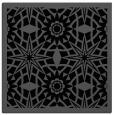 rug #1137303   square black graphic rug