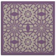 rug #1137479 | square beige graphic rug