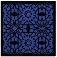 rug #1137495 | square black graphic rug