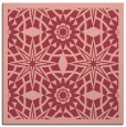rug #1137527 | square pink borders rug