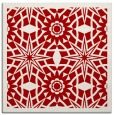 rug #1137551 | square red graphic rug