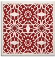 rug #1137559 | square red graphic rug