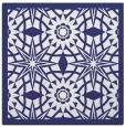 rug #1137591 | square blue rug