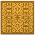rug #1137623   square yellow borders rug
