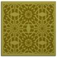 rug #1137631 | square light-green borders rug