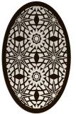 rug #1137963   oval borders rug