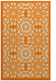 rug #1138031 |  orange borders rug