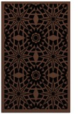 rug #1138047 |  brown borders rug
