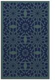 rug #1138071 |  blue geometry rug