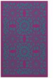 rug #1138111 |  pink borders rug