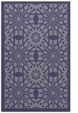 rug #1138119 |  blue-violet borders rug