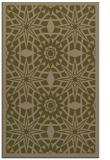 rug #1138143    mid-brown geometry rug