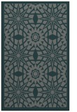 rug #1138159 |  blue-green graphic rug