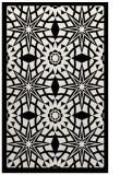 rug #1138175 |  black borders rug