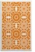 rug #1138243 |  orange borders rug