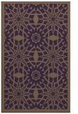 rug #1138279    mid-brown borders rug