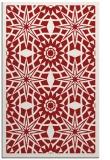 rug #1138295 |  red borders rug