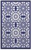 rug #1138327 |  blue borders rug
