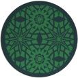 rug #1138465 | round borders rug