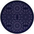 rug #1138484   round graphic rug