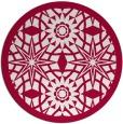 rug #1138516 | round borders rug