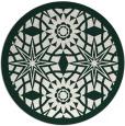 rug #1138534 | round borders rug
