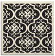 rug #1139159 | square black borders rug