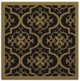 rug #1139163 | square mid-brown rug