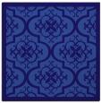 rug #1139235 | square blue-violet traditional rug