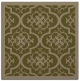 rug #1139247 | square mid-brown borders rug