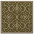 rug #1139247 | square mid-brown rug