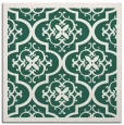 rug #1139267 | square green traditional rug