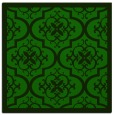 rug #1139339 | square green traditional rug