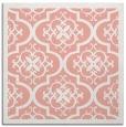 rug #1139371 | square pink rug