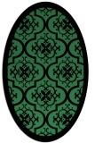 rug #1139705 | oval popular rug
