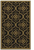 rug #1139899 |  brown traditional rug