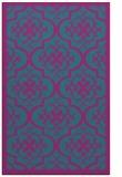 rug #1139951 |  pink popular rug