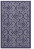 rug #1139959    blue-violet traditional rug