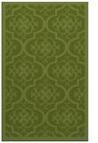 rug #1139995 |  green damask rug