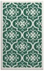 rug #1140003 |  green damask rug