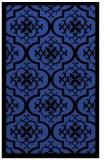 rug #1140071 |  black borders rug