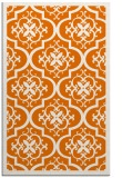 rug #1140083 |  orange traditional rug