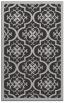 rug #1140091 |  orange damask rug