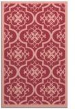 rug #1140103 |  pink borders rug