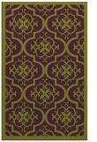 rug #1140115 |  purple damask rug