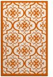 rug #1140155 |  red-orange rug