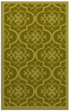 rug #1140207 |  light-green damask rug