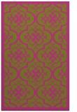 rug #1140215 |  light-green traditional rug