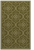 rug #1140219 |  light-green damask rug