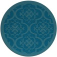 rug #1140294   round damask rug